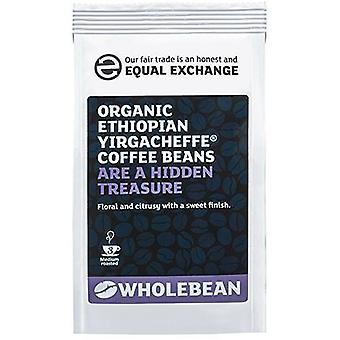 Equal Exchange Organic Ethiopian Yirgache Grains de café 227g x8