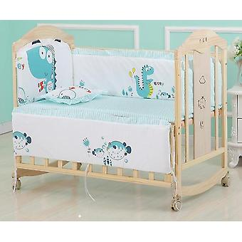 Infant Bedding Set- Cotton Crib Bumpers