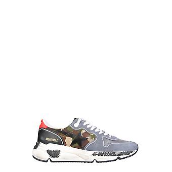 Golden Goose Gmf00126f00041180364 Men's Multicolor Leather Sneakers