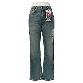 ليفي & apos;s الرجال & apos;ق الجينز المستقيم 30x32 الرمز البريدي يطير S67 الرياضية صالح W/ جيوب الأزرق