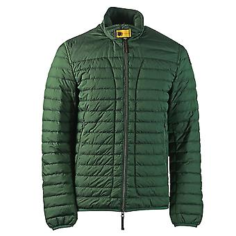 Parajumpers August Moss Green Down Jacket