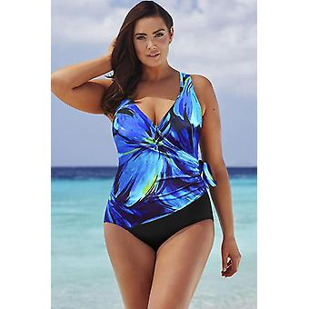 Maillot de bain Darling Plus Size Surplice One Piece