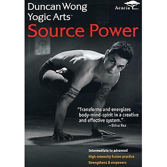Importazione Yogic Arts-Source Power [DVD] USA
