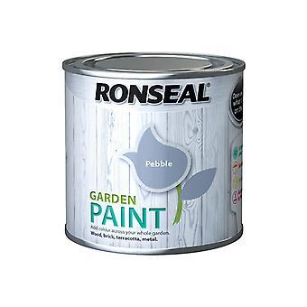 Ronseal Garden Paint Pebble 250ml RSLGPP250