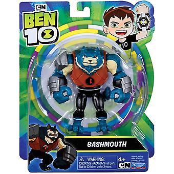 Evil Alien Bashmouth (Ben 10) Action Figure