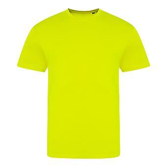 Awdis Unisex Adult Electric Tri-Blend T-Shirt