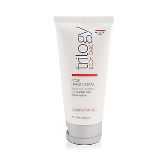 Rose hand cream (for all skin types) 258544 75ml/2.5oz