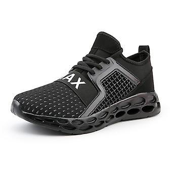 Hombres Mujeres Deportes Running Zapatos G15 Negro