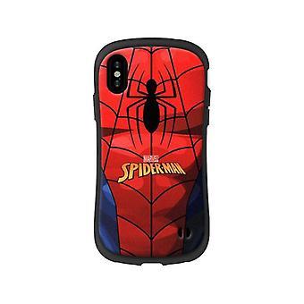 Pehmeä pehmeä TPU iskunkestävä kotelon kansi Apple iPhone XS Maxille - Spiderman