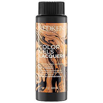 Redken Color Gels Permanent Hair Colour - 7RR Flame