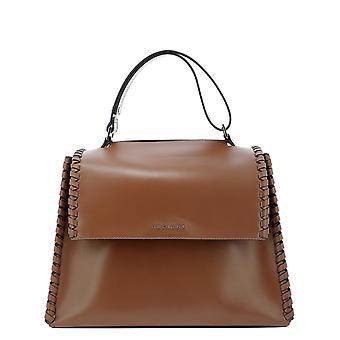 Orciani Bt2006lmcuoio Women's Brown Leather Handbag