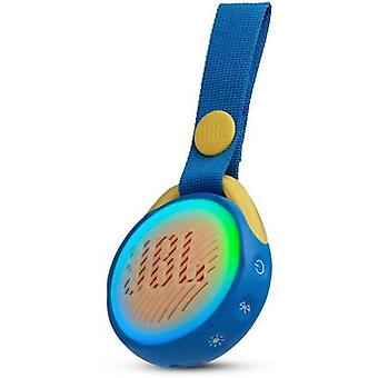 JBL JR POP altavoz Bluetooth portátil impermeable diseñado para niños - azul