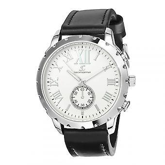 So Charm MH299-NFA relojes de los hombres - pulsera de cuero negro