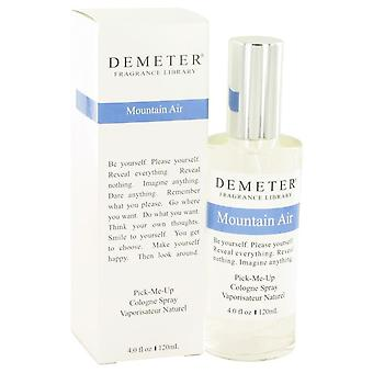 Demeter Mountain Air Cologne Spray By Demeter 4 oz Cologne Spray