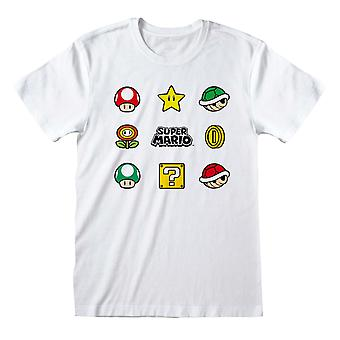 Nintendo Mens Super Mario T-Shirt