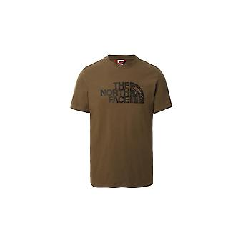 North Face Wood Dome NF00A3G137U universell menn t-skjorte