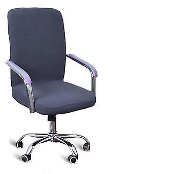 moderne spandex datamaskin stol deksel 100% polyester elastisk stoff kontorstol