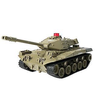 Rc Tank 2.4g Battle Launch Military Truck
