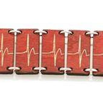 Ekg Bracelet 7513a