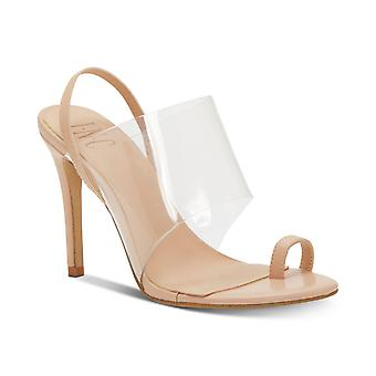 INC International Concepts Femmes Rylea Open Toe Special Occasion Slingback S...