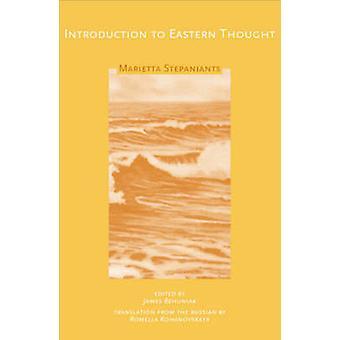 Johdanto Marietta Stepaniantsin itäiseen ajatukseen - 97807425043