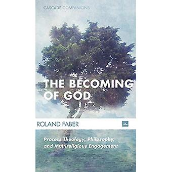 The Becoming of God by Roland Faber - 9781498285889 Book