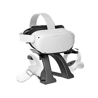 For oculus quest2/oculus rift s equipment headset helmet only show vr accessories holder throne