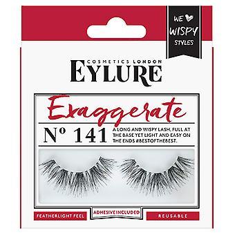 Eylure Postizas Exaggerate Eyelashes 141