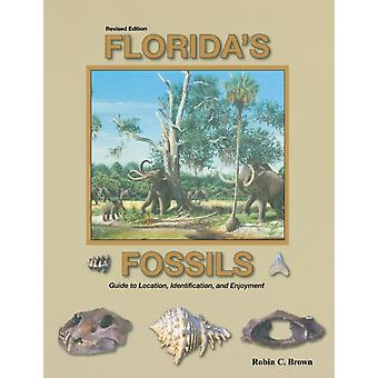Floridas Fossils by Robin C. Brown