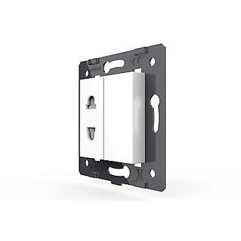 Diy Parts Standard 2pins Power Socket Plug