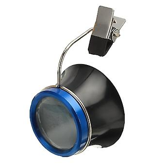 10x Clip-on, Eyeglass Magnifier, Watch Repair, Loupes Lens Tools