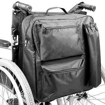 Multifunctionele rolstoeltas | Pukkr