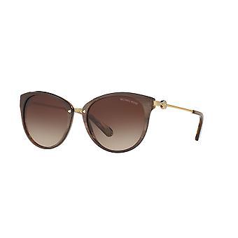 Michael Kors MK6040 3212/13 Bronze Horn/Smoke Gradient Sonnenbrille