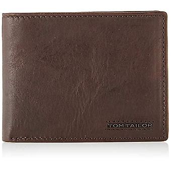 TOM TAILOR Barry, Men's Wallet, Brown, Small(1)