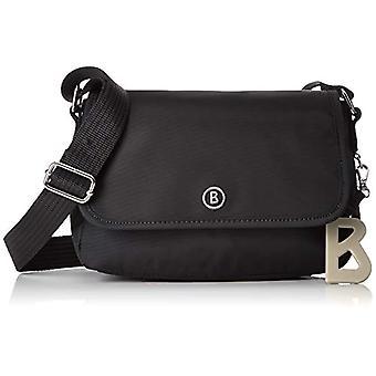 Verbier Nuri Shoulderbag Shf - Women's Shoulder Bags, Black (Schwarz),8.0x15.5x22.5 cm (B x H T)