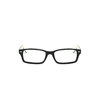Ray-Ban RY1530 Reading Glasses, Black, 48 Unisex-Adult