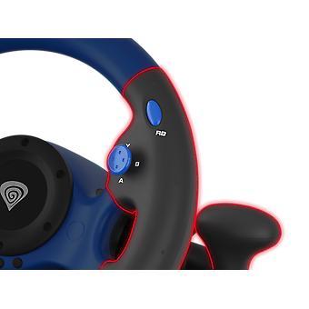 Genesis Racing Wheel Seaborg 350 für PC und Konsole