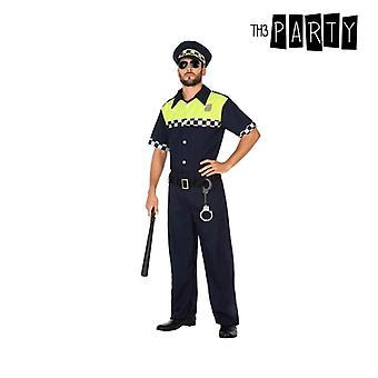 Costume pour adultes Policier (3 Pcs)