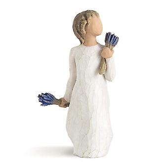 Lavender Grace (Willow Tree) Figurine