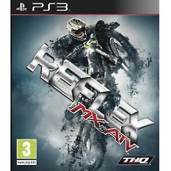 MX vs ATV Reflex Game PS3