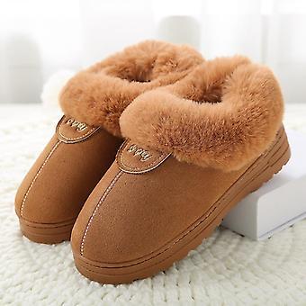 Talvi lämmin kengät, Nainen Miehet Sisätossut