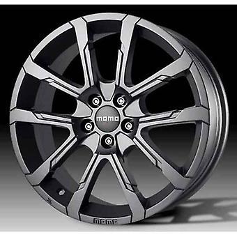 """عجلة السيارة ريم مومو كوانتوم 18 """"8,0 × 18"""" ET35 PCD 5x120 CB 79,6"""