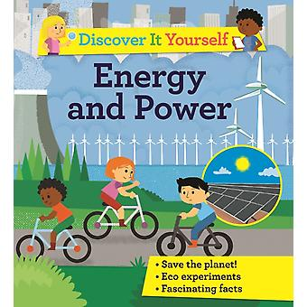 Discover It Yourself Energy and Power by Sally Morgan
