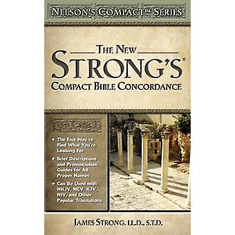 Nelsons Compact Series Compact Bible Concordance by James Strong