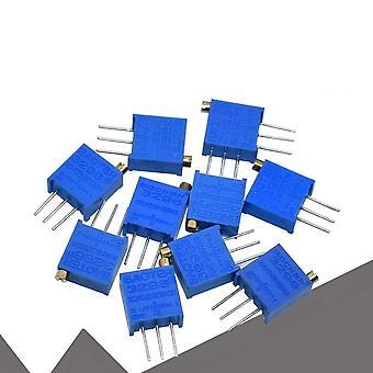 Multiturn Trimmer Potentiometer High Precision Variable Resistor
