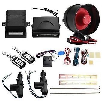 Set de instrumente de blocare centrală de la distanță pentru ușa mașinii + Set de instrumente de alarmă antifurt