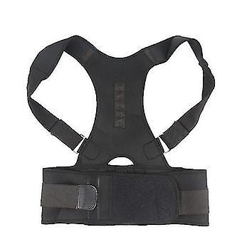 運動機械装置は磁気姿勢の訂正または調節可能な背か肩の腰サポートのブレースを設定する