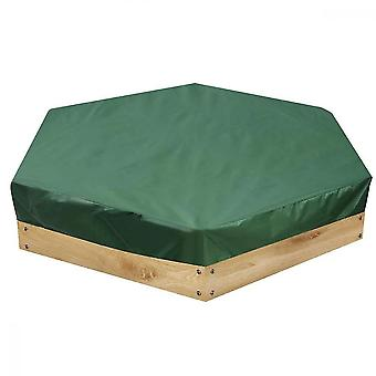Waterproof Sand Pit Cover Oxford Sandpit Pool Cover(230*200cm)