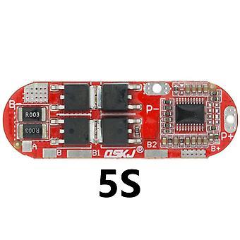 Příslušenství obvodů bms 1s 2s 10a 3s 4s 5s 25a bms 18650 li-ion lipo lithium-baterie ochranný modul desky pcb pcm 18650 lipo bms nabíječka