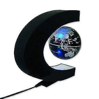 Levitação mágica flutuante magnética levou globo terrestre